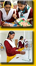 Ashram School Girls